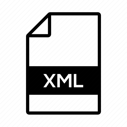 file, format, web, website, xml icon