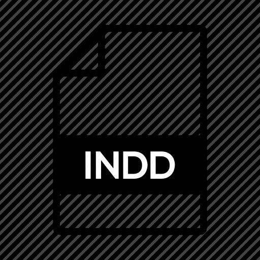 adobe, document, indd, indesign, publishing icon