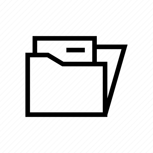 album, document, file, folder icon