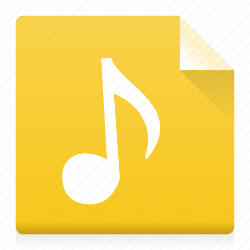 audio, document, file, music, type, wave icon