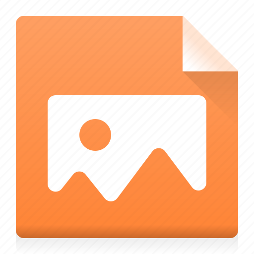 canvas, document, file, image, picture, type icon