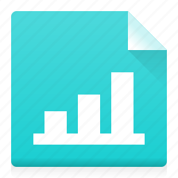 bar, chart, data, diagramm, document, file, type icon