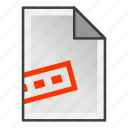 approve, stamp, document, marked icon