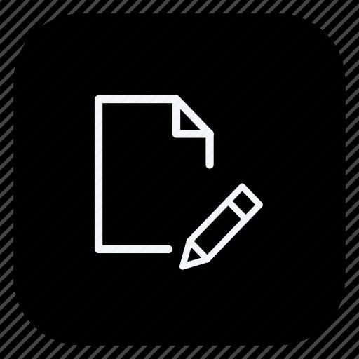 data, document, file, files, folder, office icon