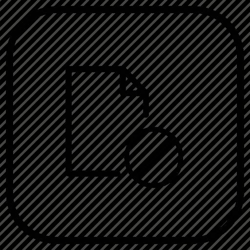 data, document, file, files, folder icon