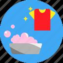 detergent, soap, laundry, bubble, cloth, fresh