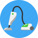 clean, dust, fresh, house, vaccum, work icon