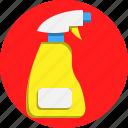 aerosol, air, bottle, detergent, fresh, spray icon