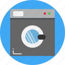 clean, detergent, fresh, house, laundry, washing machine icon
