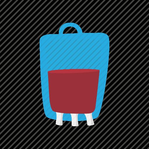 bag, blood, cartoon, donation, hospital, medicine, sign icon
