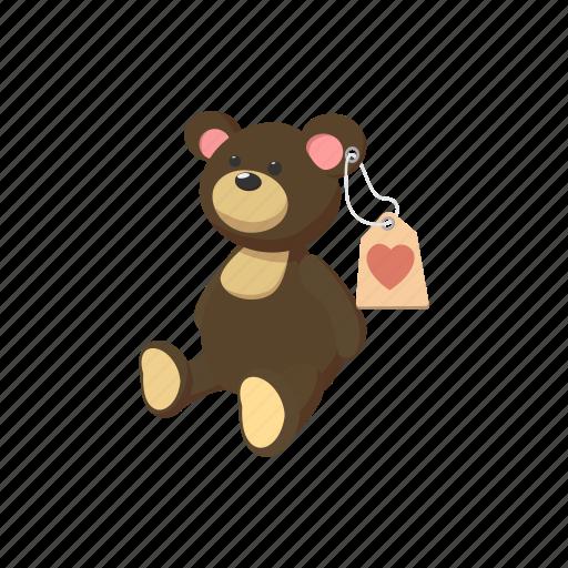 bear, cartoon, charity, donate, donation, teddy, toy icon