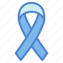 ribbon, healthcare, solidarity, support, awareness