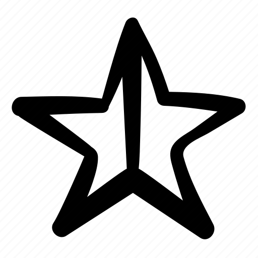 doodle, finance, half star, ratings, rising star, shop, star icon