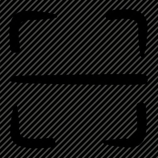 barcode scanner, business, doodle, qr code, scan, scanning, shop icon