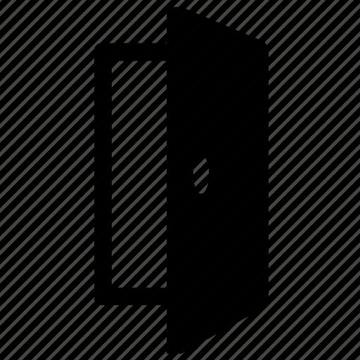 Door, exit icon - Download on Iconfinder on Iconfinder