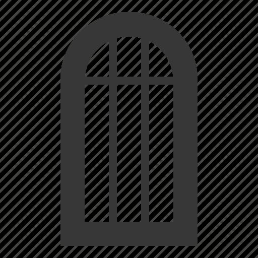 decoration, door, household, interior, window icon