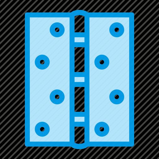 door, hinges icon