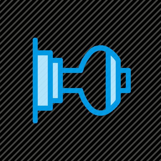 door, handle, knob icon