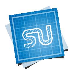 blueprint, social, stumble, upon icon