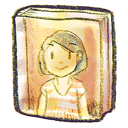 book, face