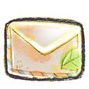 leaf, mail