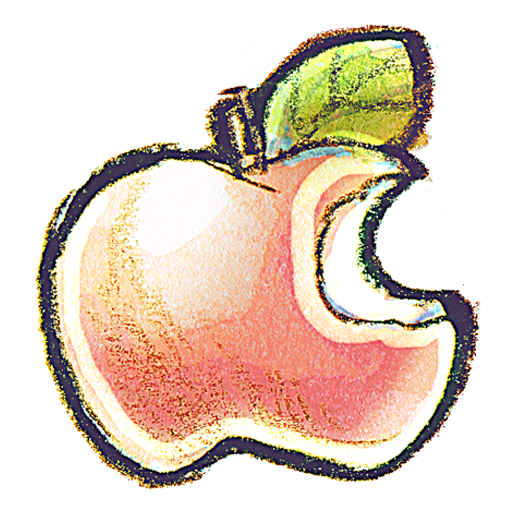 certain, fruit icon