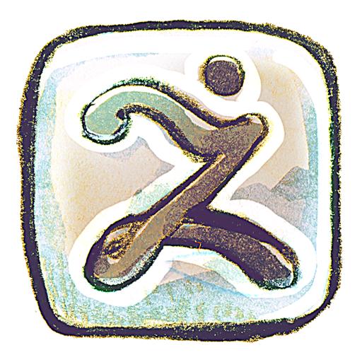 d, zbrush icon
