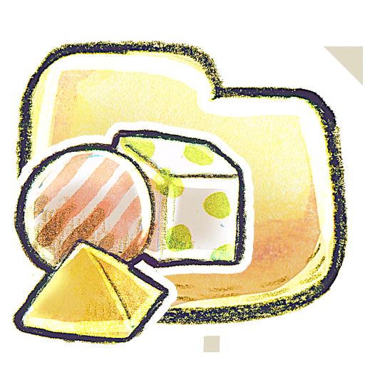 d, folder icon