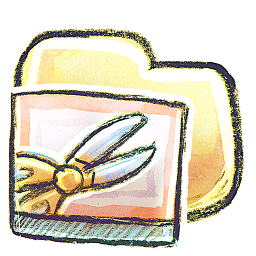 folder, screenshot