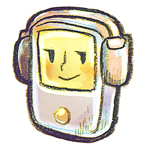 ipod, music icon