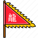 festival, dragonboat, chinese, culture, flag