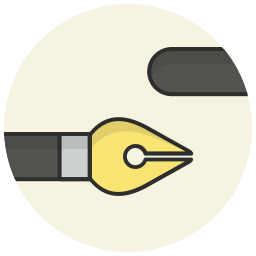 document, draw, drawing, edit, pen, write, writing icon