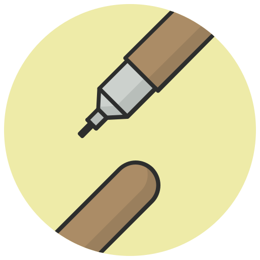 art, design, drawing, graphic, pen, tools, write icon