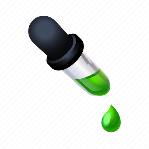 drawing, drop, eyedropper, paint icon