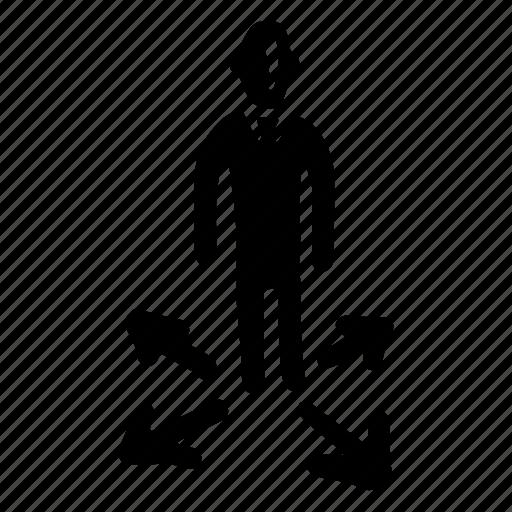 arrows02, avatar, man, people, person, profile, user icon