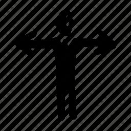 arrows03, avatar, man, people, person, profile, user icon