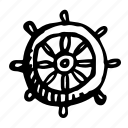 car, cog, gear, settings, steering, wheel icon