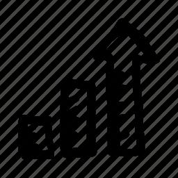 chart, chart01, move, scile icon