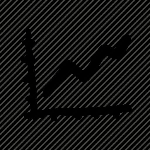 chart05, graph, move, report, static icon