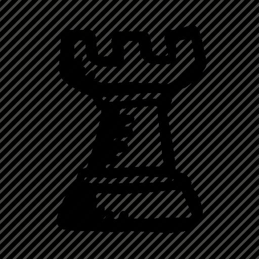 board, casino, chess, knight, pawn, rook icon