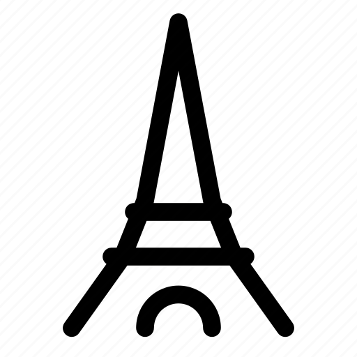 dream, eiffel tower, france, paris, sightseeing, travel, trip icon