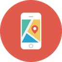 arrows, direction, location, map, navigate, navigation, pin icon