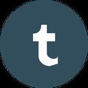 internet, media, network, social, tumbler, tumblr icon