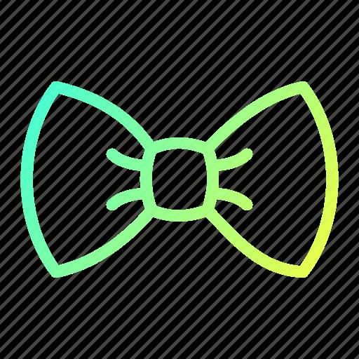 accessory, bow tie, cute, fashion, tie icon