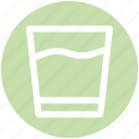 .svg, cool water, drink, drinking, glass, soda, water icon