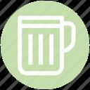 .svg, alcohol, beer, beer mug, cold beer, mug, mug of beer icon