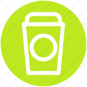 .svg, coffee, coffee cup, disposable cup, drink, paper coffee cup icon