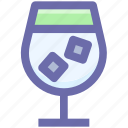 .svg, beverage, cool drink, drink, glass, soda, water icon