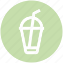 .svg, cup with straw, disposable cup, drink, soda drink, soft drink soda icon