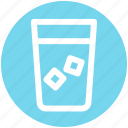 .svg, cool water, drink, drink glass, glass, water glass icon